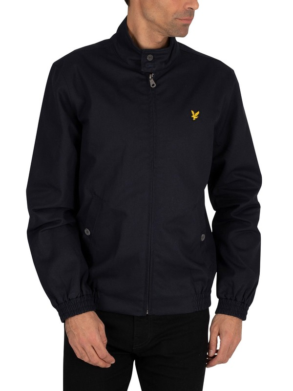 Lyle & Scott Harrington Jacket - Dark Navy