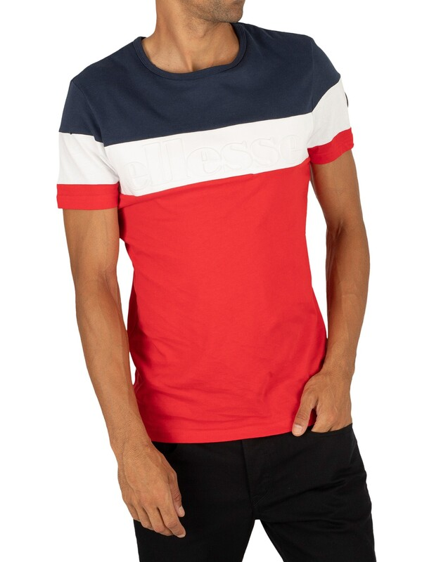 Ellesse Timavo T-Shirt - Red