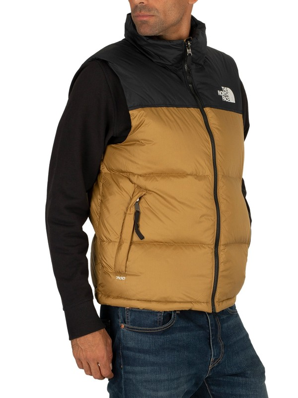 the north face mens gilet