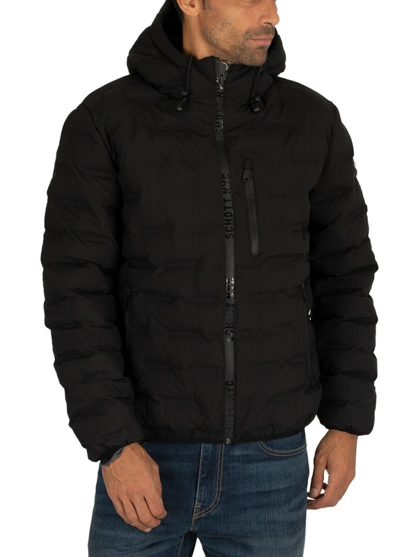 Schott Cruiser Jacket - Black