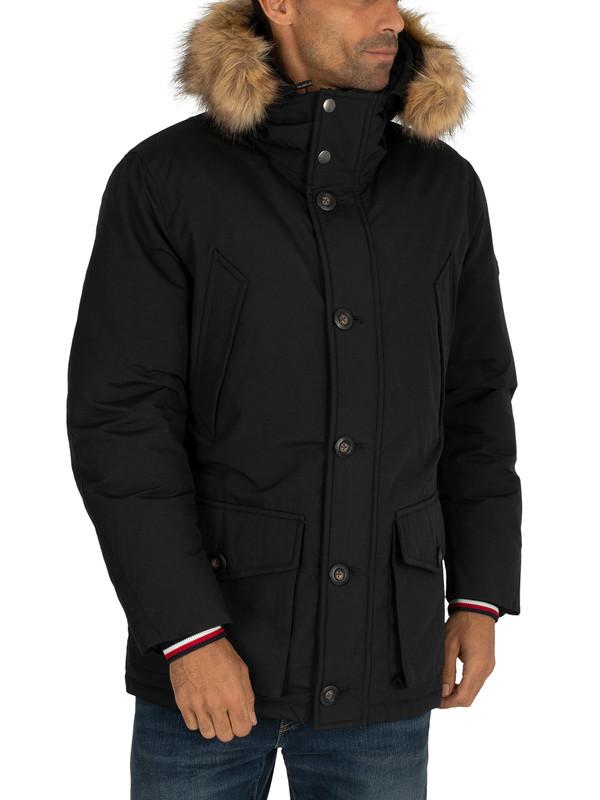 men's tommy hilfiger winter jacket