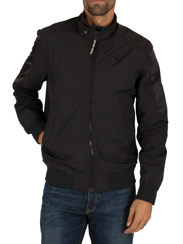 G-Star Meson Track Jacket - Black