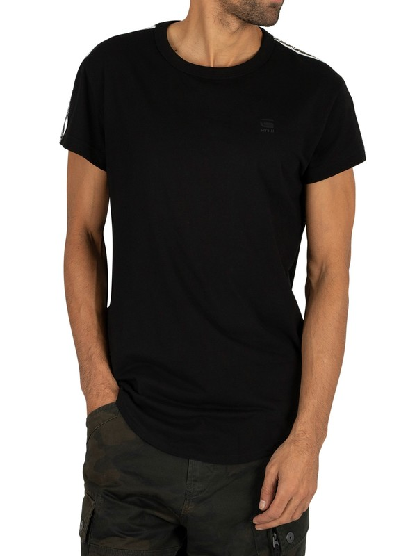 G-Star Swando Art Relaxed T-Shirt - Dark Black