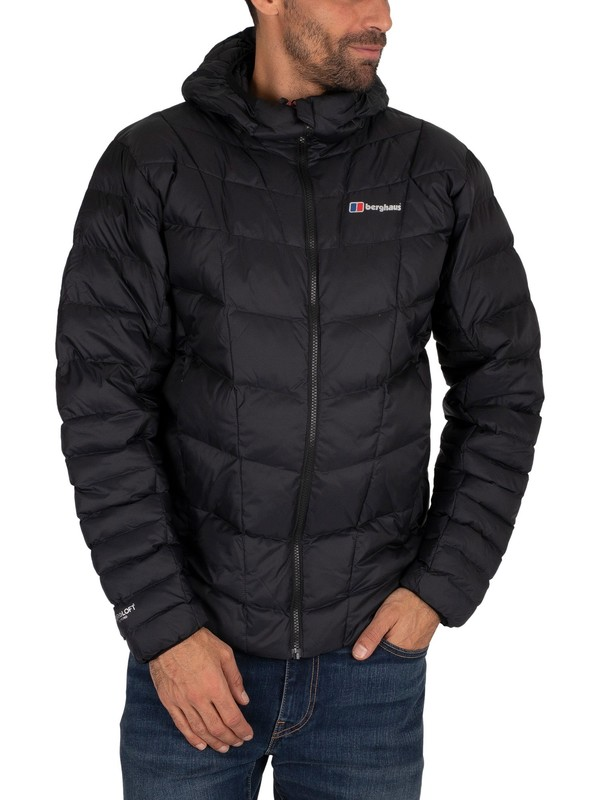 Berghaus Nunat Mountain Reflect Jacket - Black/Black