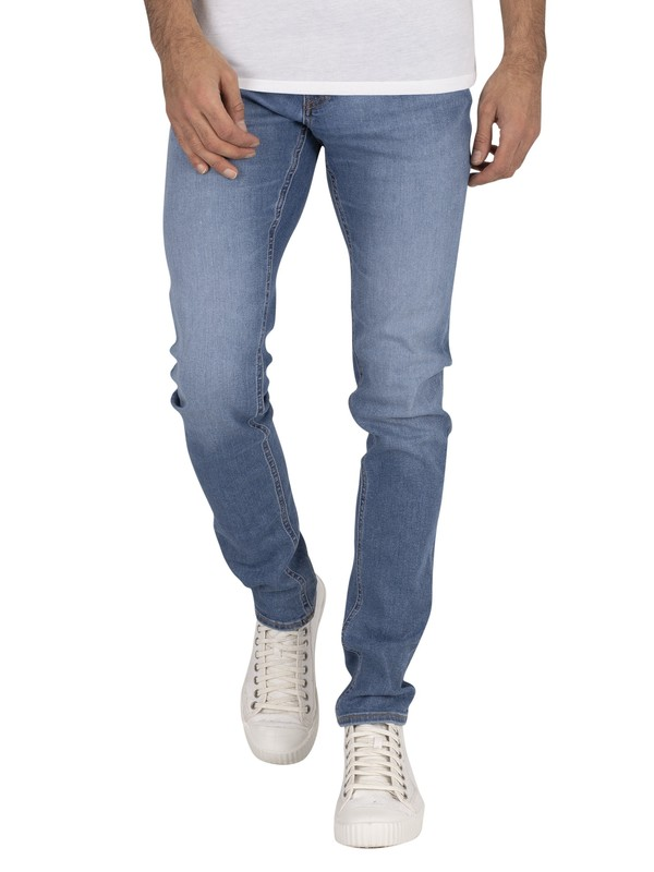 Jack & Jones Glenn Original 815 Jeans - Blue Denim