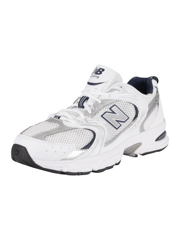 New Balance 530 Trainers - White/Natural Indigo