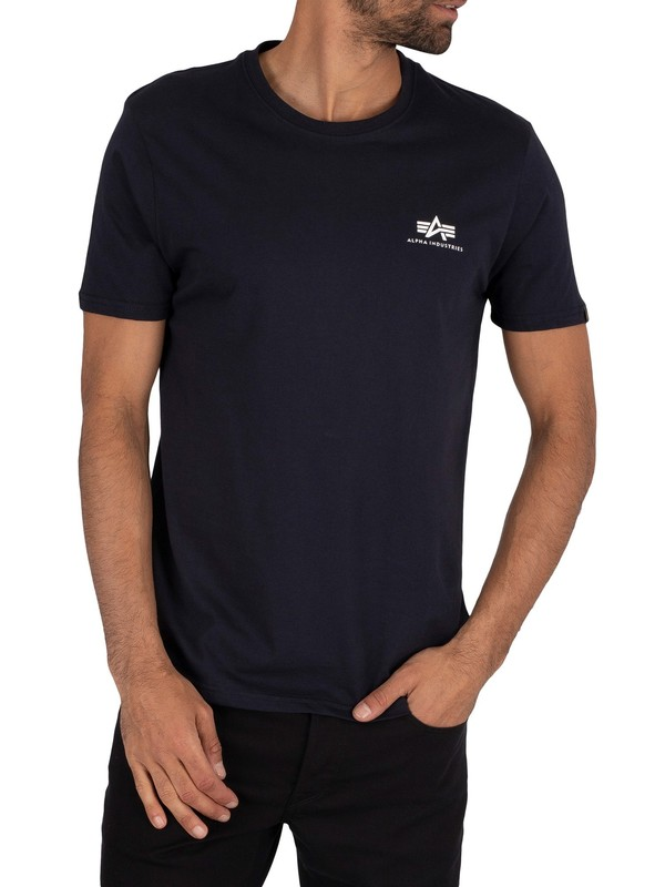 Alpha Industries Basic T-Shirt - Blue