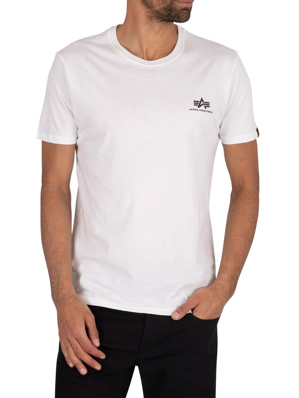 Alpha Industries Basic T-Shirt - White