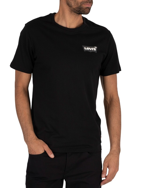Levi's Housemark Graphic T-Shirt - Mineral Black