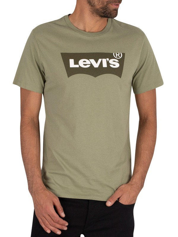 Levi's Housemark Graphic T-Shirt - Green