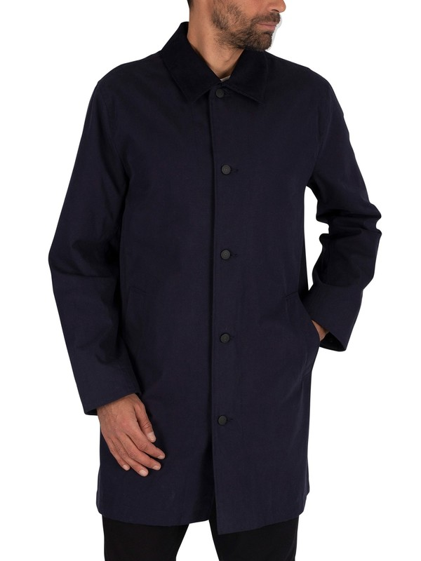 Levi's Long Utility Coat - Nightwatch