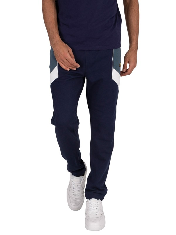 Lyle & Scott Splice Joggers - Navy
