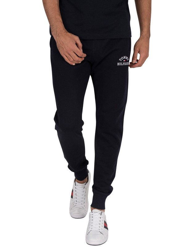 Tommy Hilfiger Basic Embroidered Joggers - Desert Sky
