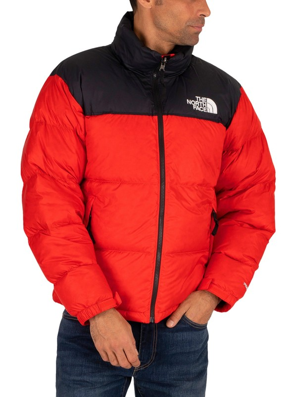 The North Face 1996 Retro Nuptse Jacket - Fiery Red