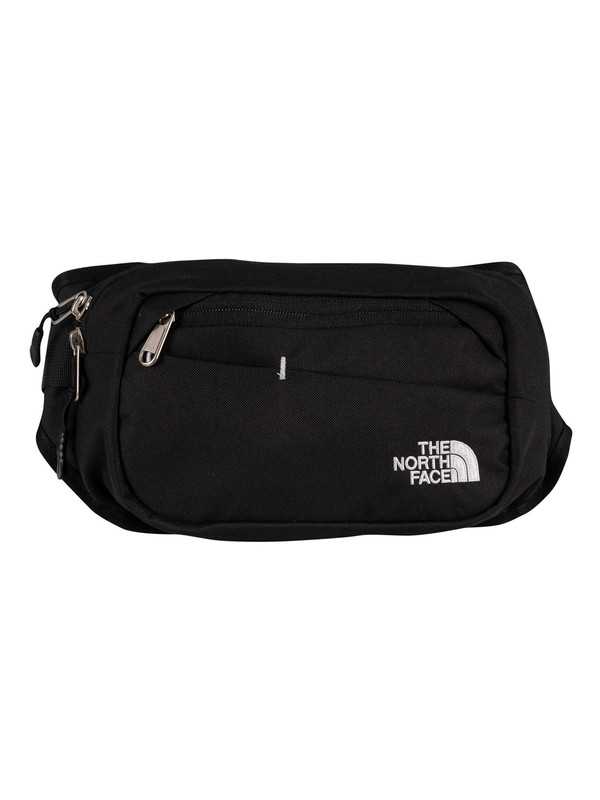 The North Face Bozer Hip Bag - Black/White