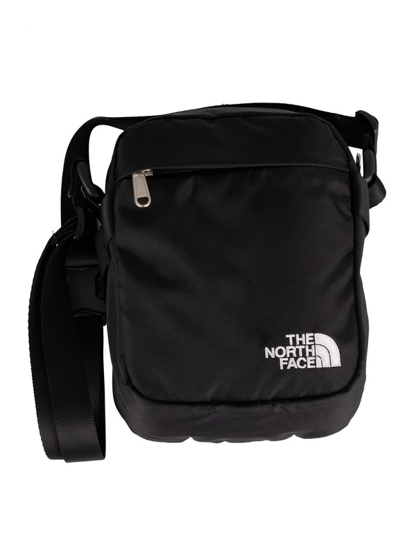 The North Face Shoulder Bag - Black/White