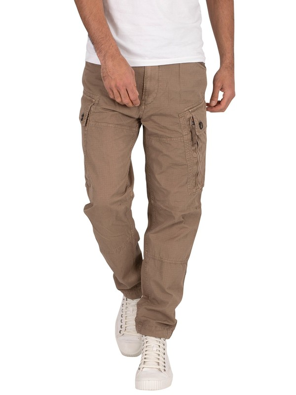 G-Star Roxic Straight Tapered Cargos - Dark Lever