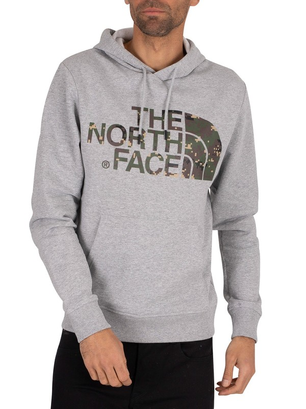 The North Face Standard Pullover Hoodie - Light Grey Heather