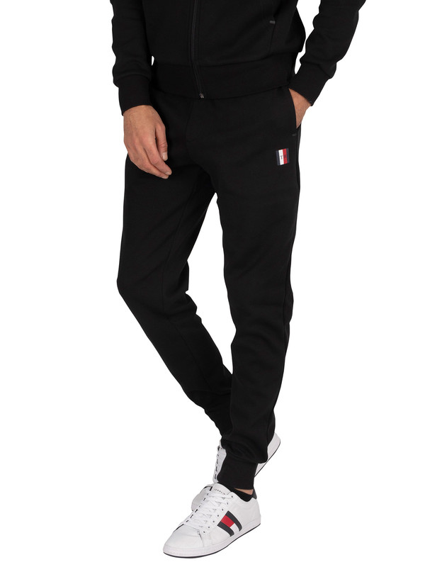Tommy Hilfiger Modern Essentials Joggers - Black