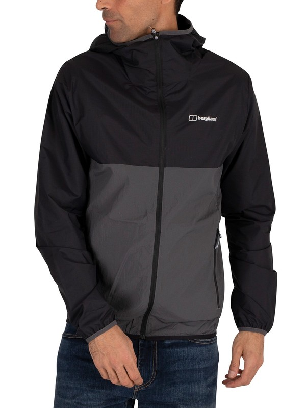 Berghaus Corbeck Jacket - Black/Grey