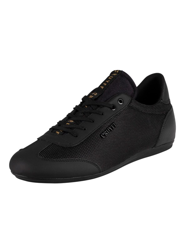 Cruyff Recopa Trainers - Black/Gold