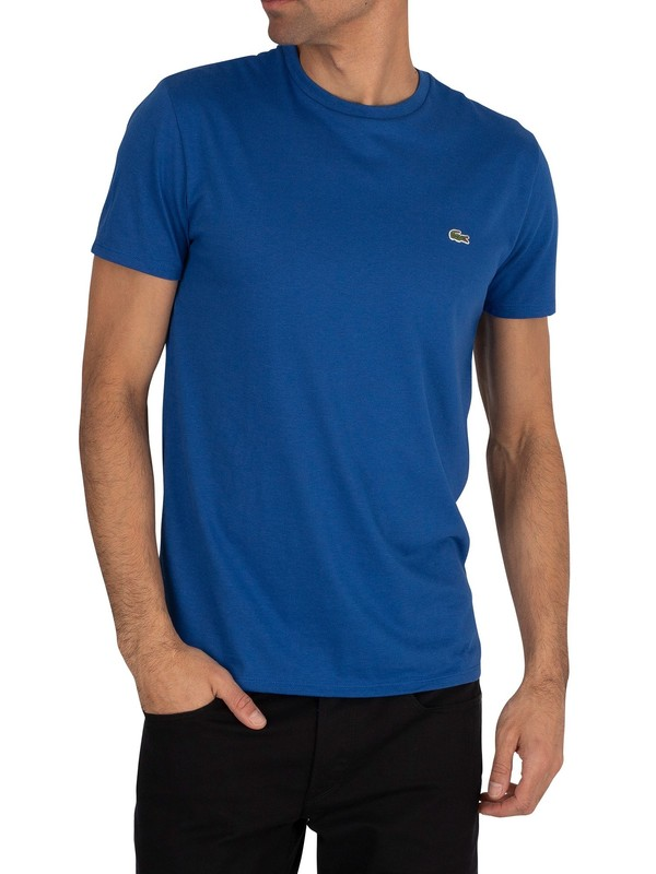 Lacoste Logo T-Shirt - Dark Blue