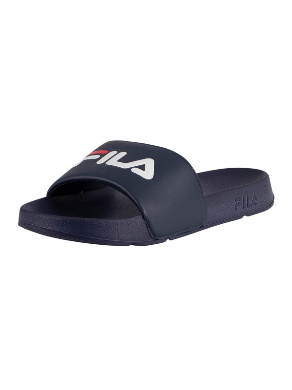 Fila Drifter Sliders - Navy/White