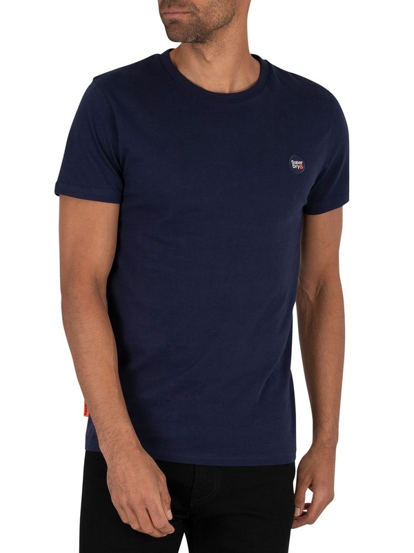 Superdry Collective T-Shirt - Rich Navy