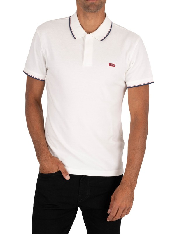 Levi's Original Batwing Polo Shirt - Marshmallow
