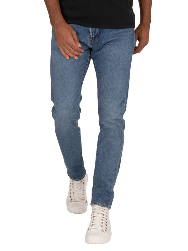 Levi's 512 Slim Taper Jeans - Corfu Spanish Angels