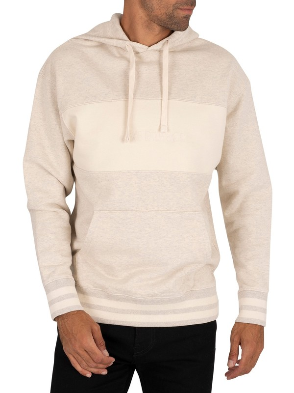 Levi's Relaxed Fit Novelty Pullover Hoodie - Linear Garment