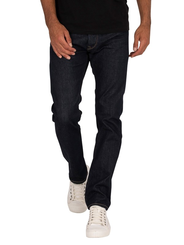 Pepe Jeans Cash Regular Jeans - Blue Denim