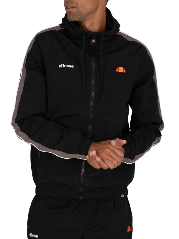 Ellesse Fairchild Track Jacket - Black
