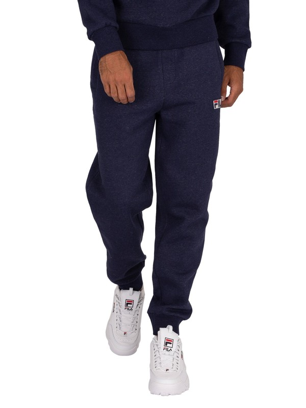 Fila Clooney Joggers - Peacoat/White/Turtle Dove/Red