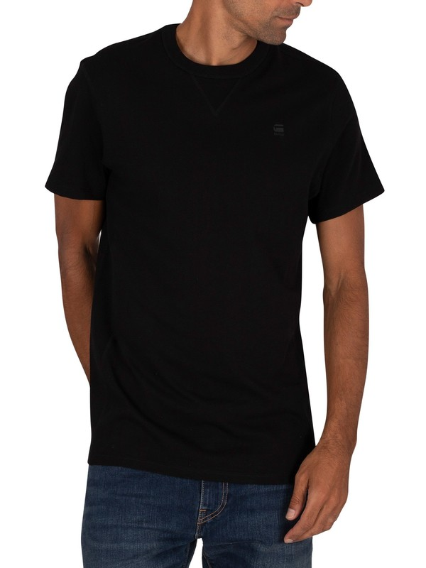 G-Star Premium Core T-Shirt - Dark Black