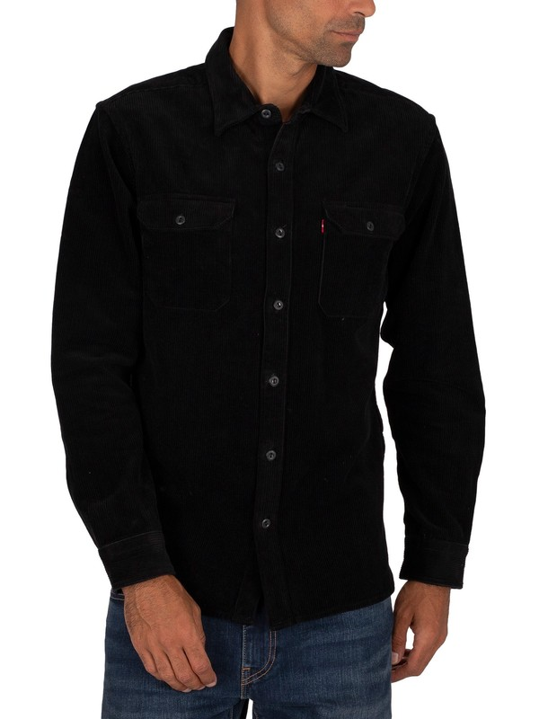 Levi's Jackson Worker Shirt - Jet Black