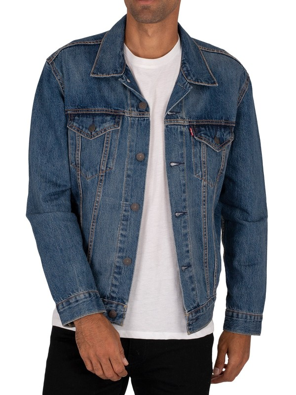 Levi's The Trucker Jacket - Mayze