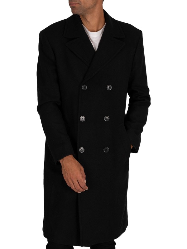 Religion Winchester Coat - Black