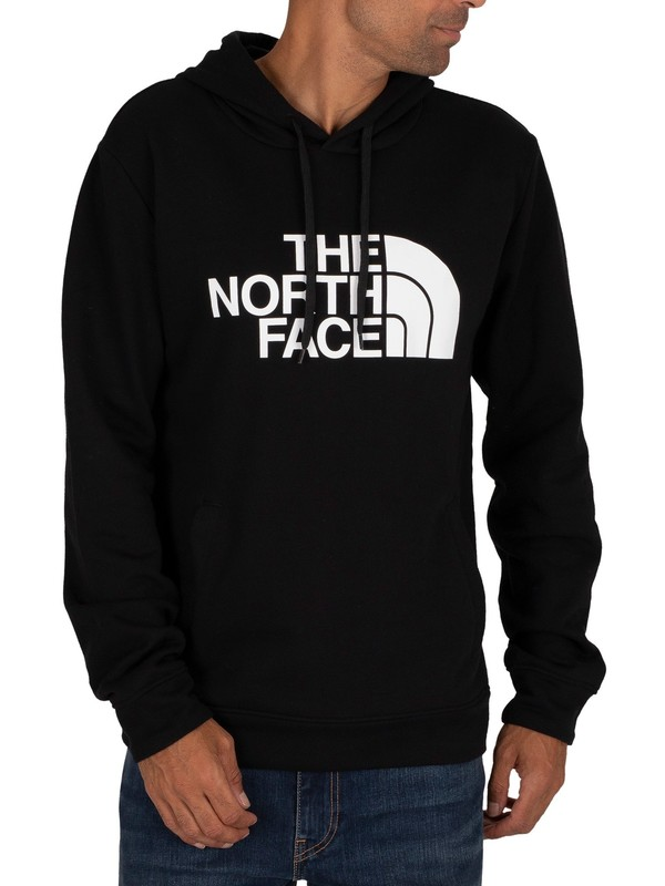The North Face Half Dome Pullover Hoodie - Black
