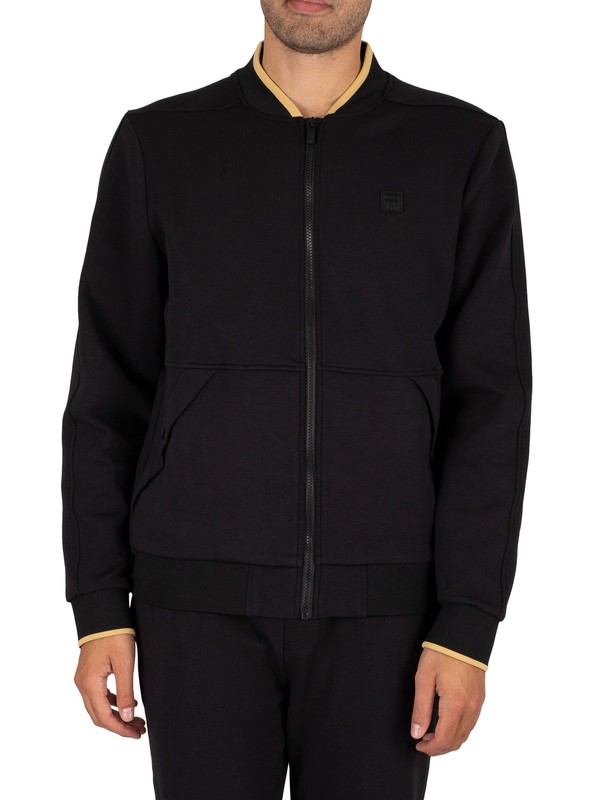 Fila Ferre Light Bomber Jacket - Black
