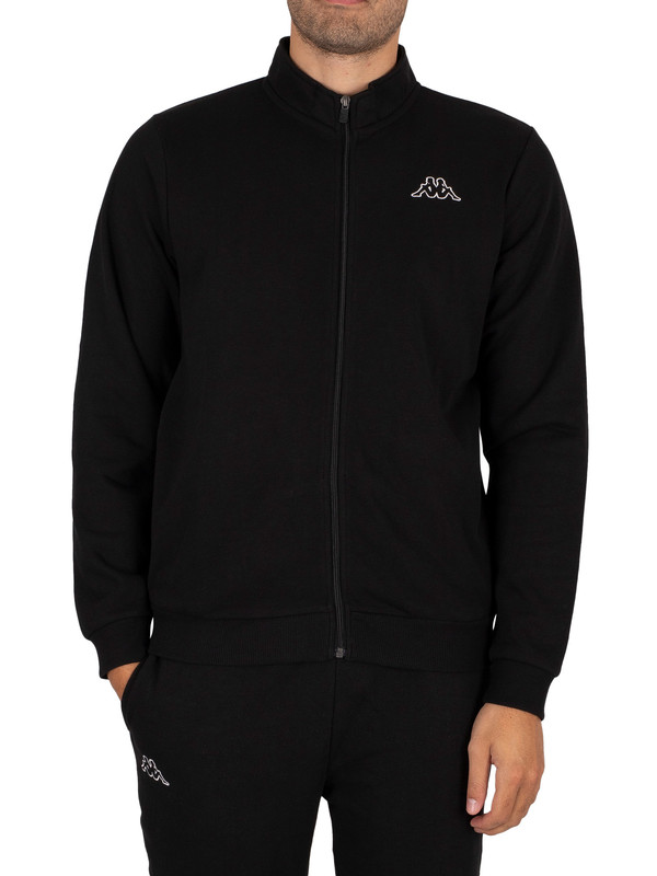 Kappa Kolan Slim Track Jacket - Black