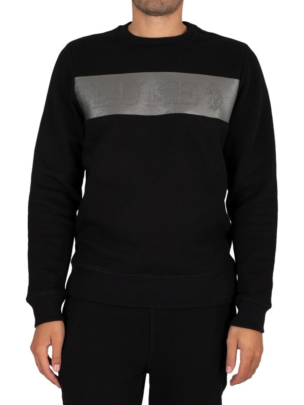 Luke 1977 Matt Griffiths Sweatshirt - Jet Black
