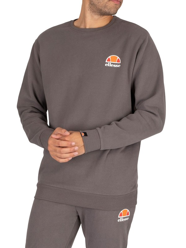 Ellesse Diveria Sweatshirt - Dark Grey