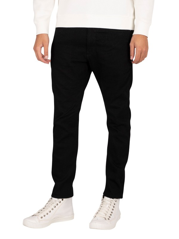 G-Star D-Staq 3D Slim Jeans - Pitch Black
