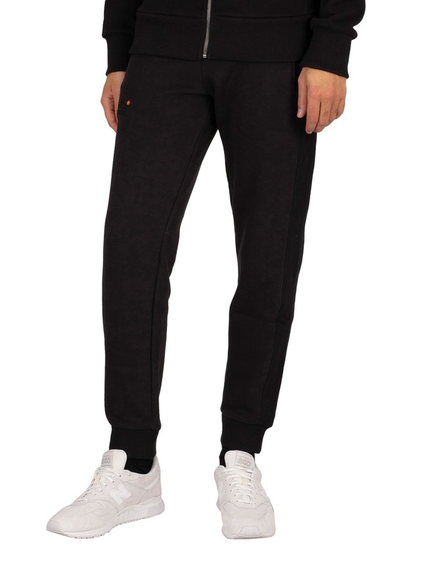 Superdry Classic Joggers - Black