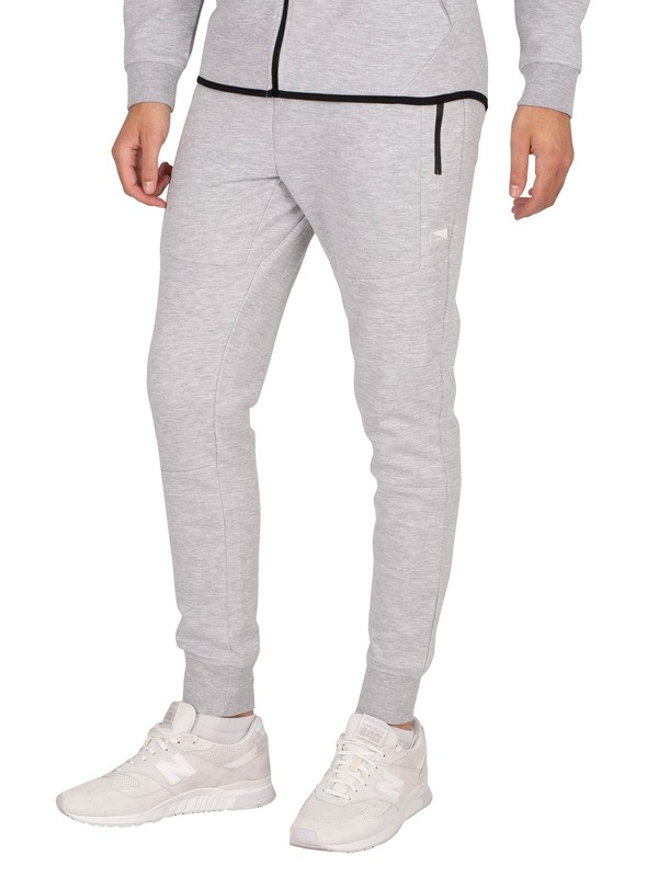 Jack & Jones Will Joggers - Light Grey Melange