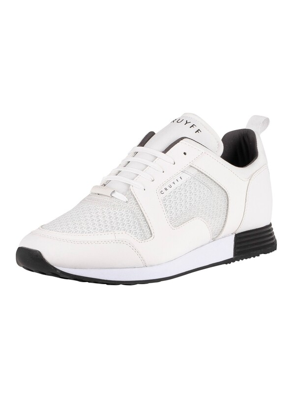 Cruyff Lusso Trainers - White