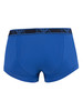 Emporio Armani 3 Pack Trunks - Navy/Grey/Blue
