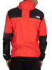 The North Face 1985 Mountain Jacket - Fiery Red/Black